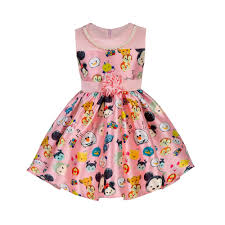 dress anak new moana dress girl gown princess children clothing kids