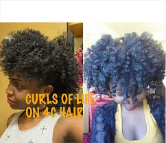 stranded rods hairstyle curls of life on 4c hair twist and perm rod set youtube
