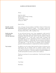 letter of intent for employment template 12 military to re apply a