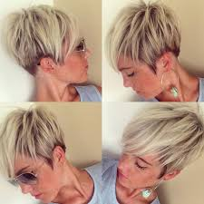 short frosted hair styles pictures 15 best fryzury images on pinterest pixie haircuts new