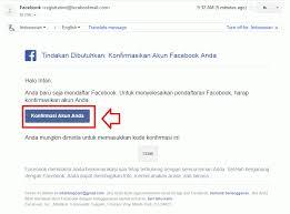 cara membuat akun gmail untuk facebook panduan cara membuat akun facebook atau fb lengkap