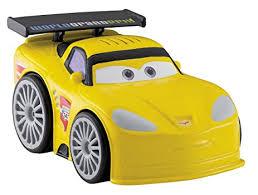 jeff corvette amazon com fisher price shake n go disney pixar cars 2 jeff
