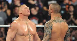 brock lesnar beats randy orton in summerslam rematch