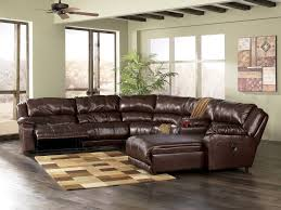 Ceiling Fan For Living Room by Furniture Interesting Full Grain Leather Sofa With Rug And Potted