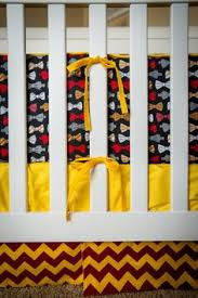 custom harry potter themed 3 piece baby crib bedding set blanket