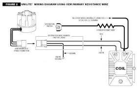 mallory unilite distributor wiring diagram diagrams mallory