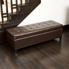 cheap brown tufted ottoman find brown tufted ottoman deals on