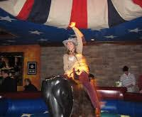 cadillac ranch mechanical bull dilettante we ll try everything once march 2009