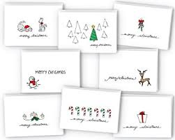 merry greeting cards collection 24 cards