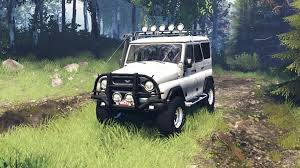 uaz hunter tuning uaz 315195 hunter v5 0 for spin tires