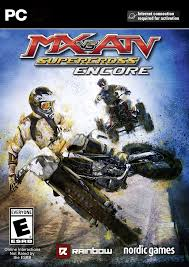motocross vs atv amazon com mx vs atv supercross encore online game code video