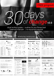 at home workout plans for women no equipment 30 day workout program album on imgur