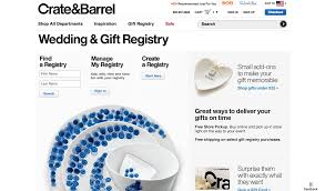 what stores do wedding registry best wedding registry websites top10weddingsites top