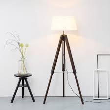 Esszimmer Lampe Sch Er Wohnen Innenraum Boden Standardlampen Aus Holz Ebay