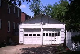 Overhead Shed Door by Home Fitz And Sons Garage Doors