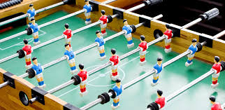 space needed for foosball table ultimate foosball table buying guide foosball revolution