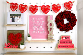 valentines day home decorations southern in law february styling my easy valentine s day themed
