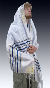 prayer shawl from israel does anyone else wear traditional garb on a regular basis