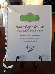 of honor planner book of honor wedding planner custom of honor planning guide