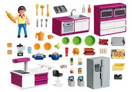 cuisine playmobile modern designer kitchen 5582 playmobil united kingdom