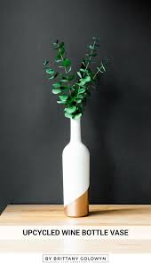 Vase Made From Plastic Bottle Best 25 Wine Bottle Centerpieces Ideas On Pinterest Wine Bottle