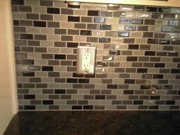 some options of tile kitchen backsplash home design and decor