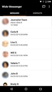 wickr apk wickr me secure messenger apk for android