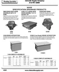 jr smith floor sink 3100 wade specification drainage products pdf