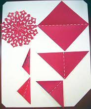 How To Make A Snowflakes Out Of Paper - pcc ultra light snowflake decorations alt