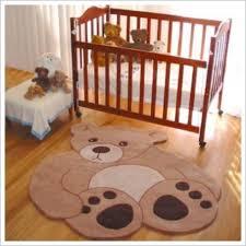 bear rug kids room stock photo teddy bear rug with building