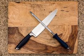 honing kitchen knives how to hone a dull knife with a sharpening steel 2018 cutlery