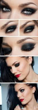 25 best ideas about black eye shadows on eye shadow makeup smoky eye tutorial and make up tutorial