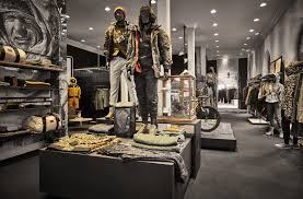 Boutique Concept Store North Face Launches U0027urban Exploration U0027 Concept Store In San