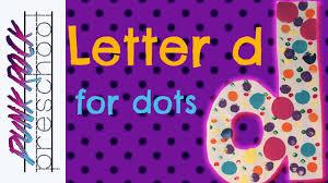 letter d for dots fun preschool crafts for kids best preschool