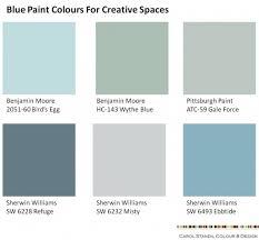 fashionable blue paint color design 19 on paint design ideas in