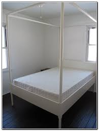 Ikea Canopy Bed Frame White Canopy For Bed Beds Home Design Ideas Yaqolzjpoj9446