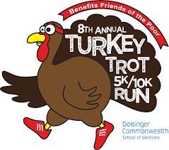 thanksgiving 5k turkey trot 5k 10k u2022 gcsom