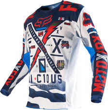 kids motocross gear closeouts 22 95 fox racing kids boys 180 vicious jersey 235482