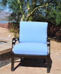 Blue Outdoor Cushions Cushychic Outdoor Slipcover For Deep Seat Patio Cushions In 7