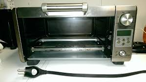 Breville Oven Toaster Repair Of The Breville Bov450xl Mini Smart Oven The Moon Upstairs