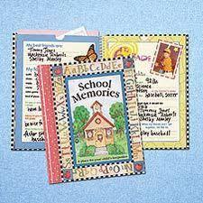 school memories album school memory book school journal avery design by spunkandlove on
