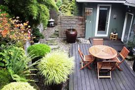 Patio Ideas For Small Gardens Uk Garden Small Garden Design With Table And 4 Chairs Also