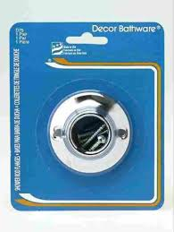 bath unlimited d 75 shower rod holder chrome home