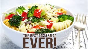 Best Pasta Salad by The Best Pasta Salad Ever Youtube