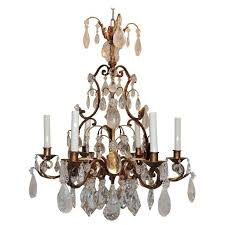 Vintage Crystal Chandelier For Sale 28 Best Rock Crystal Chandelier Images On Pinterest Crystal