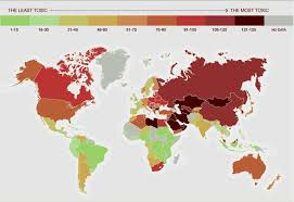 Kenya Africa Map by Kenya Has The Cleanest Air In The World Report Says East Africa