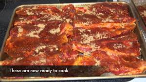 country style ribs on a ugly drum smoker youtube
