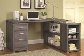 Corner Desk Computer Modern Corner Desk Optimizing Space