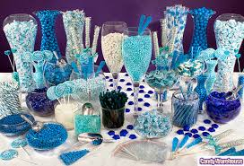 Candy Buffet For Parties by Blue Candy Buffet Blue Candy Buffet Blue Candy And Buffet