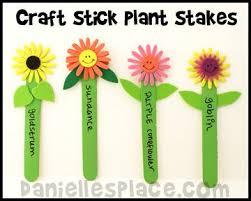 Garden Crafts For Children - 23 best flower and plant crafts for kids images on pinterest